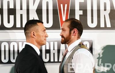 Реванш Кличко - Ф юрі пройде на Манчестер-Арені