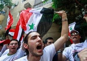Италия требует созвать СБ ООН в связи с насилием в отношении демонстрантов в Сирии