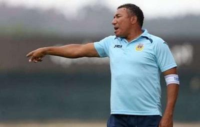 Днепр провел переговоры с тренером из Анголы - португальские СМИ
