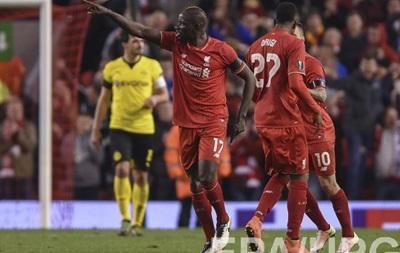 Ливерпуль в драматическом матче с Боруссией вырвал путевку в полуфинал