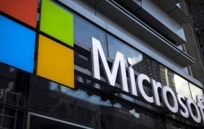 Microsoft подала иск на правительство США