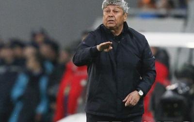 Луческу: У нас нет опыта тех команд, которые сыграют в полуфинале