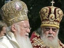 НГ: Два Патриарха в одном городе