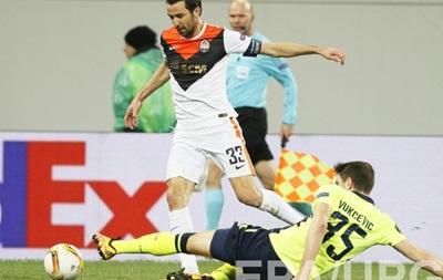 Дарио Срна претендует на звание лучшего игрока недели в Лиге Европы