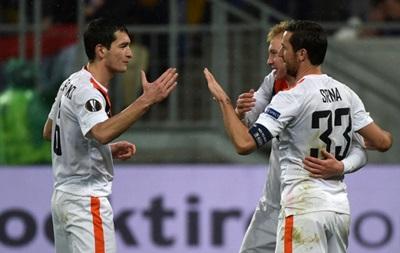 Шахтер узнал соперника по полуфиналу Лиги Европы