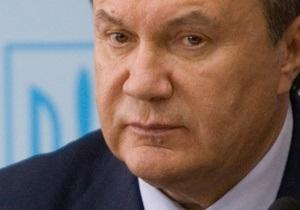 Янукович сообщил о вероятности ветирования Налогового кодекса