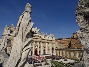 Россия устанавливает дипломатические отношения с Ватиканом