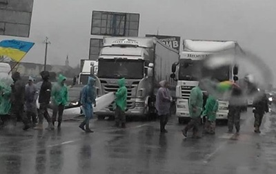 Итоги 15 апреля: Митинг бойцов АТО, срок ГРУшникам