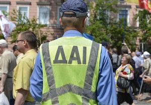 Руководителей ГАИ проверят из-за пьяного коллеги, спровоцировавшего ДТП