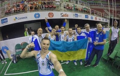 Украинские гимнасты добыли Олимпийскую лицензию