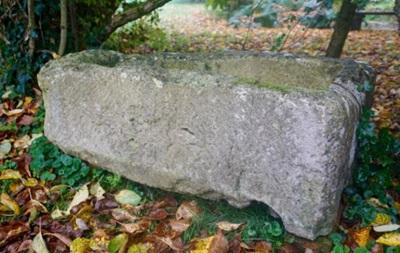 Британец нашел в саду руины древнеримской виллы