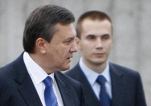 Сын Януковича ответил на вопрос, связано ли его состояние с президентством отца