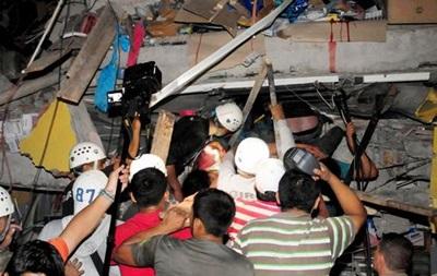 Землетрясение в Эквадоре: в район бедствия отправлены 10 тысяч военных