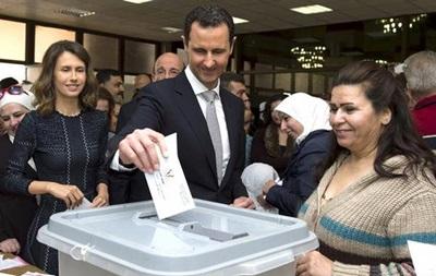ЦИК Сирии объявила победу партии Асада на выборах