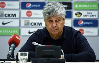 Луческу: Олимпик играл смело, создавал проблемы нашим защитникам