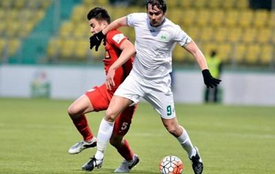 Милевский снова забил за румынскую Конкордию