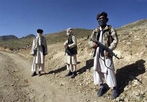 Талибы взяли под контроль один из районов Афганистана
