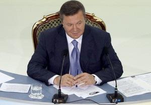 Янукович назначил новых послов в Казахстане и Кувейте