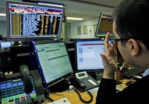 Украинский фондовый рынок открылся обвалом