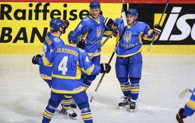 Хоккей: Сборная Украины продолжает побеждать на чемпионате мира