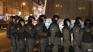 Русская служба Би-би-си: Активистов в России пугают, предупреждают, уговаривают