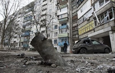 В центре Донецка слышна канонада – соцсети