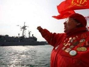Власти Севастополя: Протест против корабля США демонстрирует демократию
