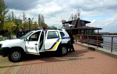 В Черкассах запустили первую водную полицию
