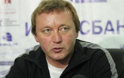 Тренер Александрии обещает сыграть с Шахтером на максимуме возможностей