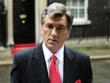 Ющенко обещает поддержку украинскому языку