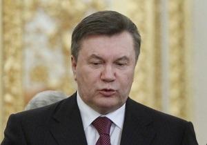 Рабочая группа при Януковиче займется разработкой изменений в закон Кивалова-Колесниченко