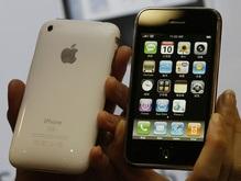 В США продали 600 тысяч iPhone 3G