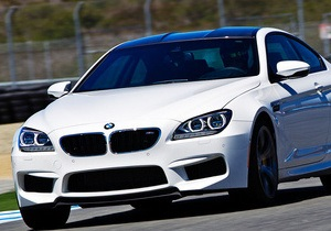 BMW рассекретила спортивный седан M6