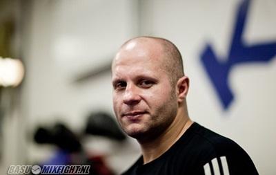 Емельяненко может подписать контракт с UFC