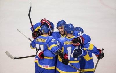 Хокей: Збірна України розгромила Естонію на чемпіонаті світу