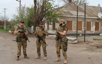 Азов начал патрулирование админграницы с Крымом