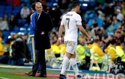 Роналду может пропустить следующий матч из-за травмы