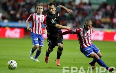 Коноплянку признали лучшим игроком Севильи в матче со Спортингом