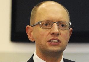 Яценюк внес в ВР проект постановления о расследовании нарушений на выборах