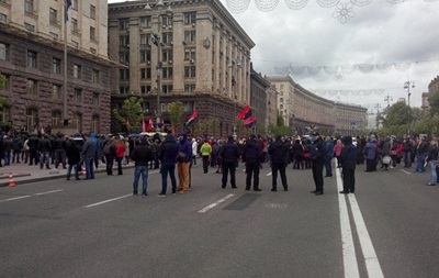 Алкомайдан в Киеве
