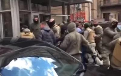 В Киеве избили депутатов-свободовцев