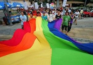 Мадрид станет столицей гей-туризма