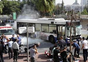 Белый дом поможет найти организаторов теракта в Тель-Авиве
