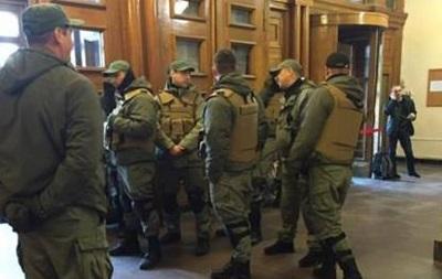 Беспорядки у КГГА: задержаны более 50 человек