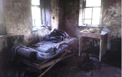 В пожаре на Сумщине погибли три человека