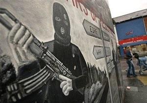Североирландские боевики пригрозили Британии продолжением войны