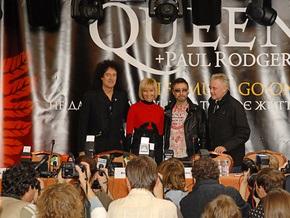 Елена Франчук стала продюсером DVD-версии концерта Queen в Украине