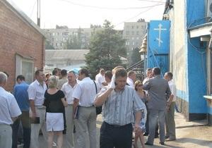 СБУ: Возле храма в Запорожье сработало самодельное взрывное устройство