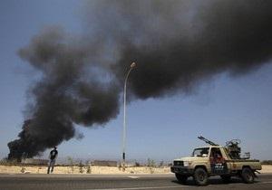 В Ливии повстанцы обнаружили 50 сожженных тел