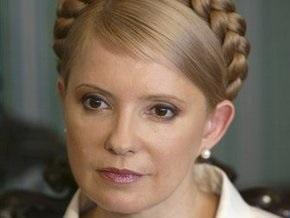 ЗН: Тимошенко передала Еврокомиссии просьбу оплатить технический газ для транзита